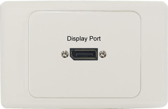 DisplayPort Wall Plates
