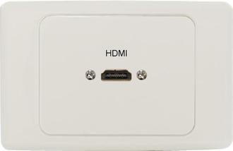 HDMI Wall Plates