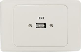 USB Wall Plates