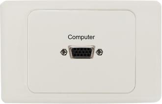 VGA Wall Plates